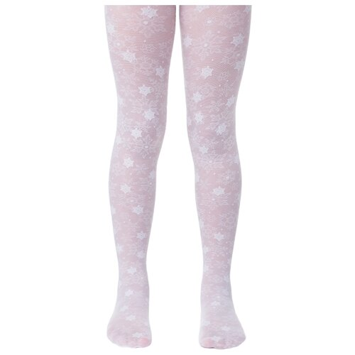 Фото - Колготки Conte Elegant DISNEY Frozen размер 116-122, белый колготки conte elegant active