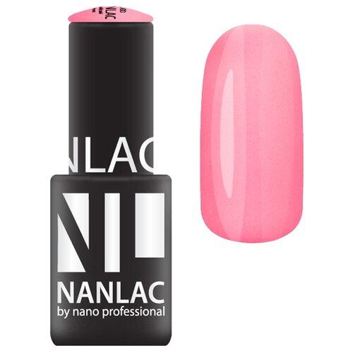 Купить Гель-лак для ногтей Nano Professional Эмаль, 6 мл, оттенок NL 2158 Астория