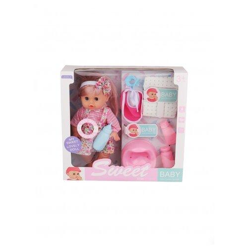 Интерактивный пупс Lovely Baby Sweet, АТ-983