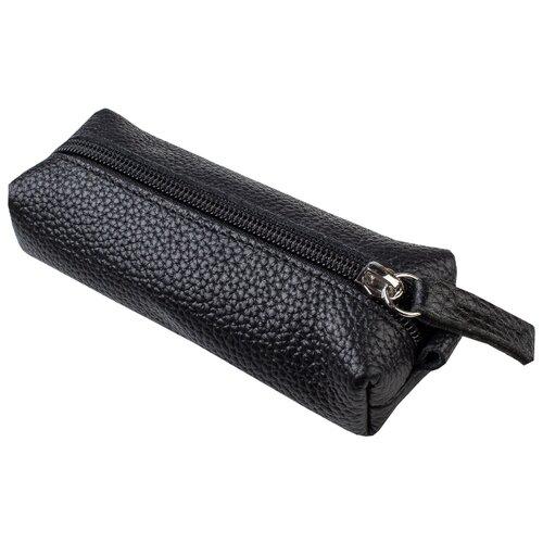 Фото - Ключница Mumi КАТАР черный 260-38 цвет черный, натуральная кожа обложка для документов mumi mumi mu010dmiokz6