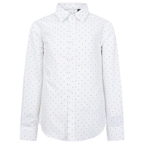 Рубашка Antony Morato размер 140, белый рубашка antony morato mmsl00401 fa430296 7051