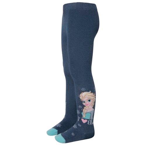 Купить Колготки Conte-kids Disney Frozen размер 116-122, 511 темный джинс