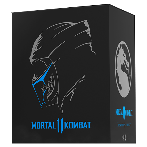 Игра для Xbox ONE/Series X Mortal Kombat 11 Ultimate. Kollector's Edition, Warner Bros.  - купить со скидкой