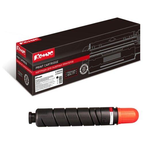 Фото - Тонер-картридж Комус C-EXV33 (2785B002) черный, для Canon iR2520 bion c exv33 картридж для canon ir2520 2525 2530 14600 страниц 700г туба [бион]