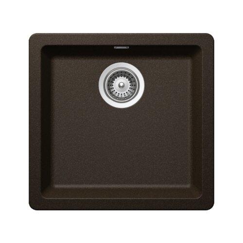Фото - Врезная кухонная мойка 45 см Schock Soho N-100S бронза врезная кухонная мойка 45 см schock soho n 100s серебристый камень