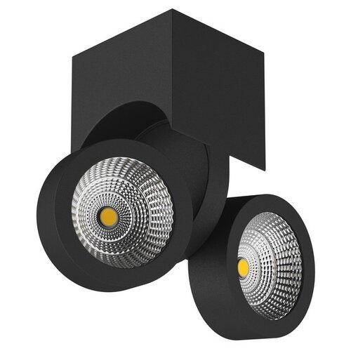 Спот Lightstar Snodo 055373, 20 Вт, 2 лампы