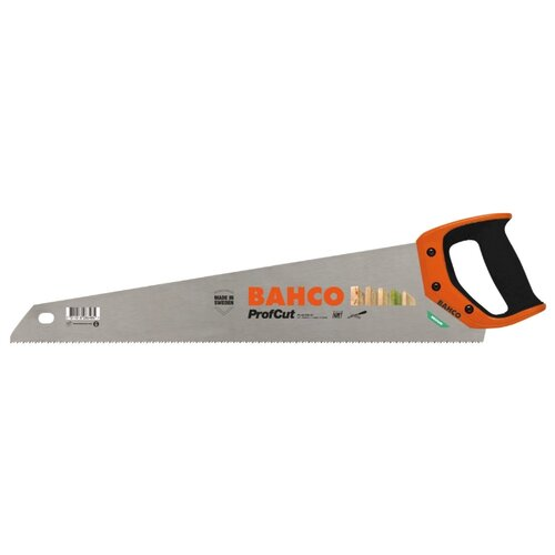 Ножовка по дереву BAHCO ProfCut PC-24-FILE-U7 600 мм ножовка по дереву bahco pc 24 tim