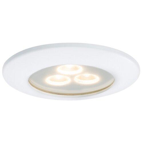 Встраиваемый светильник Paulmann 92686 3 шт. встраиваемый светильник paulmann 92704 3 шт