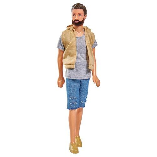Купить Кукла Steffi Love Кевин с бородой в брюках, 30 см, 5733241129, Simba, Куклы и пупсы