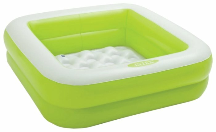 Детский бассейн Intex Play Box Inflatable Square 57100