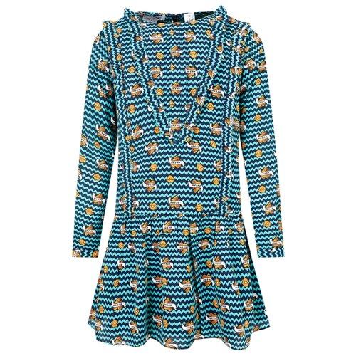 Купить Платье NIK&NIK размер 128, зеленый, Платья и сарафаны