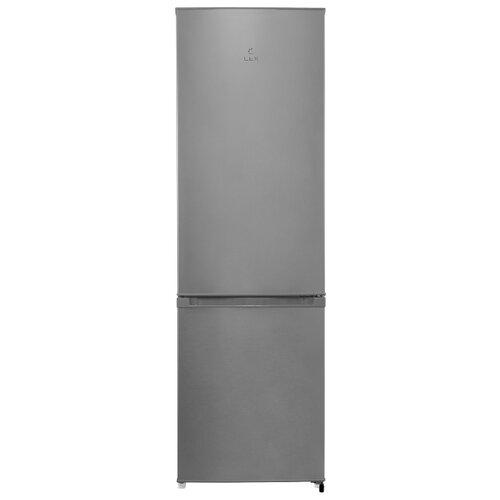 Холодильник LEX RFS 202 DF INOX встраиваемый холодильник lex rbi 275 21 df