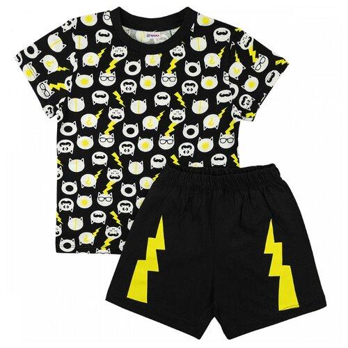 Купить Комплект одежды Юлала размер 64, черный, Комплекты и форма