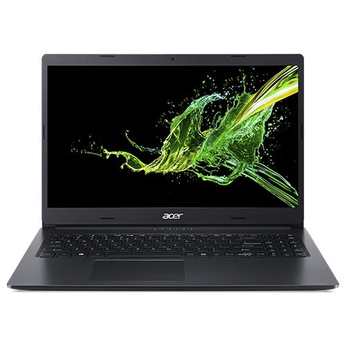 Купить Ноутбук Acer Aspire 3 (A315-55KG-34ZW) (Intel Core i3 7020U 2300 MHz/15.6 /1920x1080/4GB/500GB HDD/DVD нет/NVIDIA GeForce MX130/Wi-Fi/Bluetooth/Windows 10 Home) NX.HEHER.011 черный