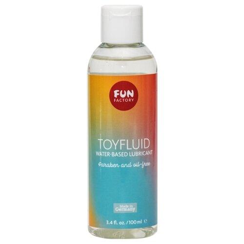 Гель-смазка Fun Factory Toyfluid 100 мл флакон цена 2017