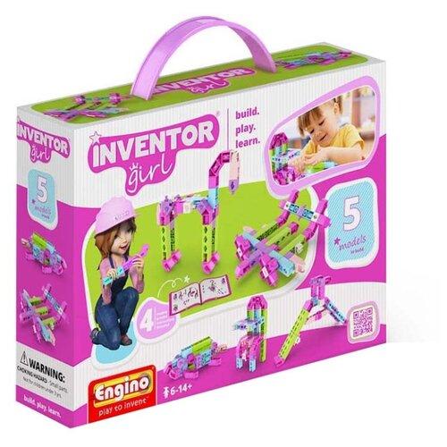 Конструктор ENGINO Inventor Girl IG05