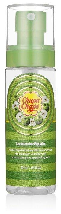 Мист для тела Chupa Chups отшелушивающий Lavender