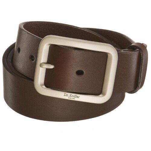 Ремень Dr.Koffer R030V05115-107, коричневый, 115 см
