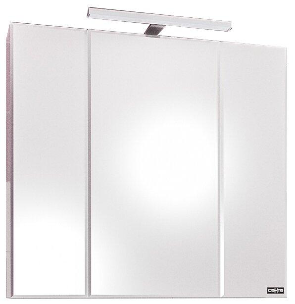 Зеркало СанТа Стандарт 90 113018 89.3x77 см — купить по выгодной цене на Яндекс.Маркете