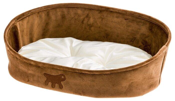 Лежак для кошек, для собак Ferplast Laska 55 (83807012/83807021) 55х40х18.5 см