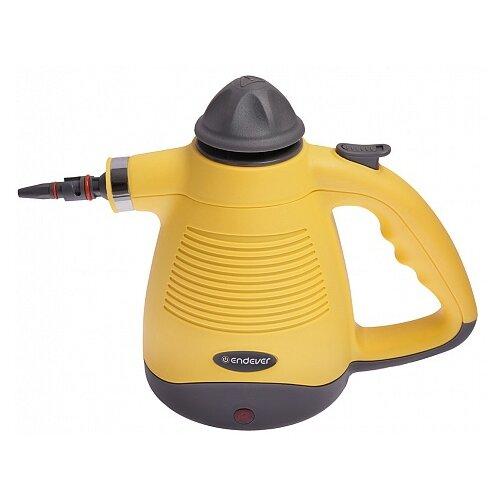 Пароочиститель ENDEVER Odyssey Q-442/Q-443 желтый/черный