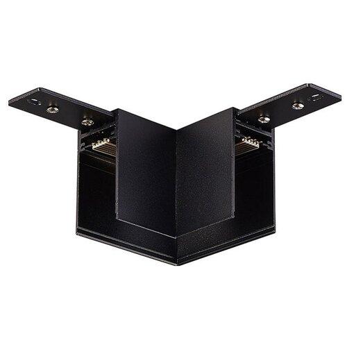 Фото - Угловой соединитель Donolux Magic Track L Corner DLM/Black мышь delux dlm 125ogb black