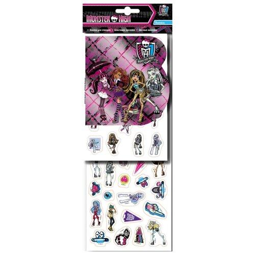 цена на РОСМЭН Набор наклеек Monster High (20822)