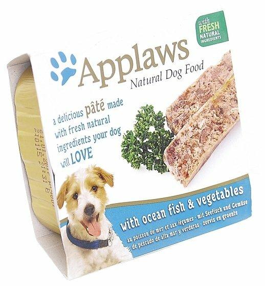 Корм для собак Applaws океаническая рыба с овощами 150г