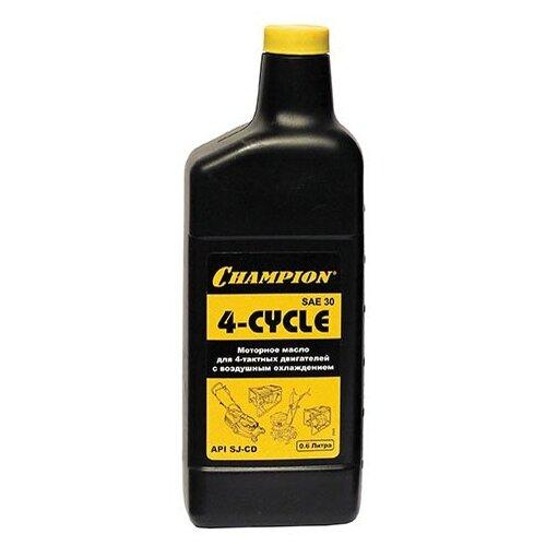 Масло для садовой техники Champion 4-Cycle SAE30 0.6 л