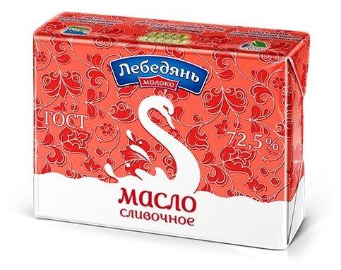 Лебедянь Масло сливочное Крестьянское 72.5%, 180 г