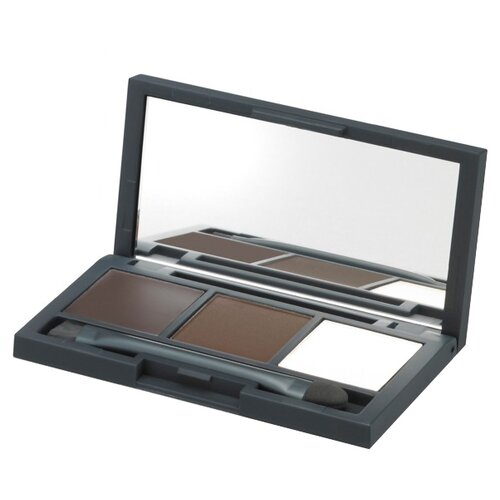 Eylure Набор для моделирования бровей Brow Palette 10 Dark Brown