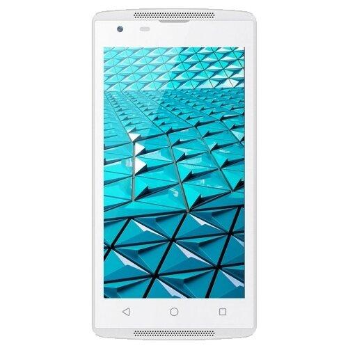 Смартфон Haier Alpha A1 белыйМобильные телефоны<br>