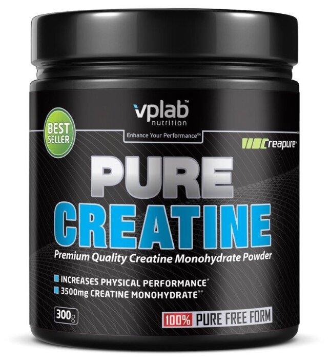 Креатин vplab Pure Creatine (300 г) нейтральный