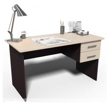 Письменный стол Фабрика мебели JAZZ СП3 — купить по выгодной цене на Яндекс.Маркете
