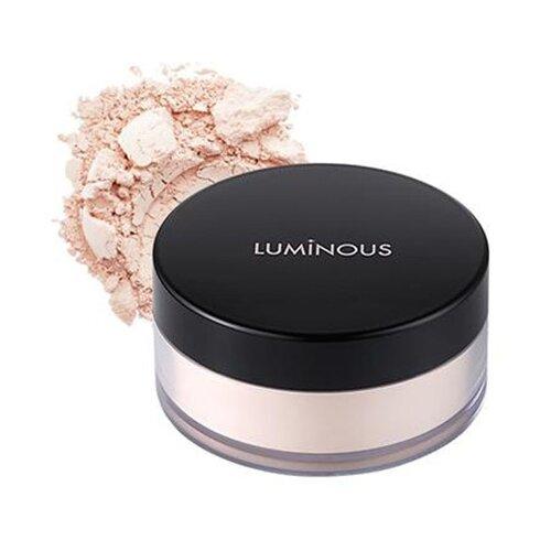 TONY MOLY Пудра парфюмированная рассыпчатая Luminous Perfume Face Powder 01 light beige