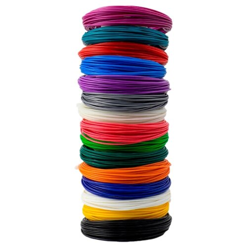 ABS пруток НИТ 1.75 мм 15 цветов 0.4 кг