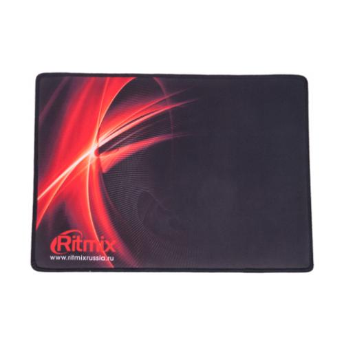 Коврик Ritmix MPD-050 черно-красный