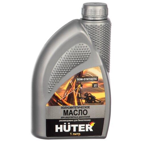 Фото - Масло для садовой техники Huter 2T 1 л масло для садовой техники patriot power active 2t дозаторное 0 946 л