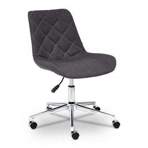 Компьютерное кресло TetChair Style офисное, обивка: текстиль, цвет: серый F68 кресло офисное tetchair leader 207 серый
