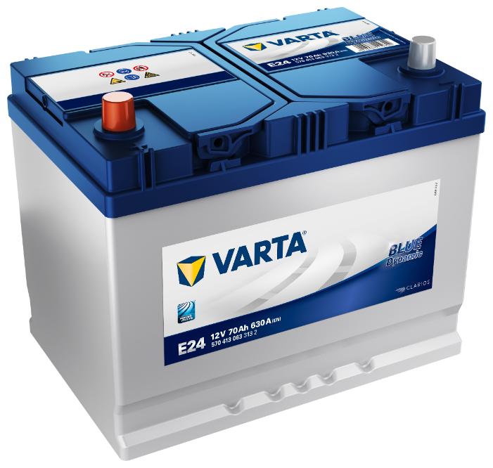 Аккумулятор VARTA Blue Dynamic E24 (570 413 063)