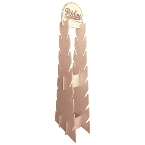 Стойка Ridex Пирамида бежевый