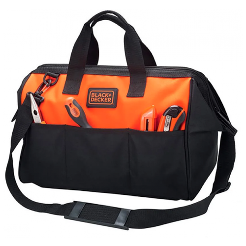 Сумка BLACK+DECKER BDST73821-RU сумка для инструмента black decker bdst73821 ru bdst73821 ru