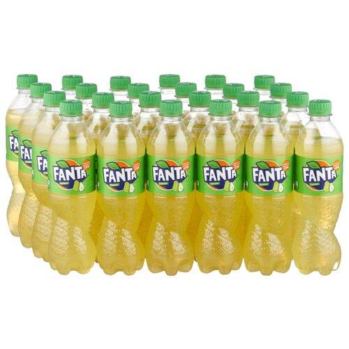 Газированный напиток Fanta Груша, 0.5 л, 24 шт.