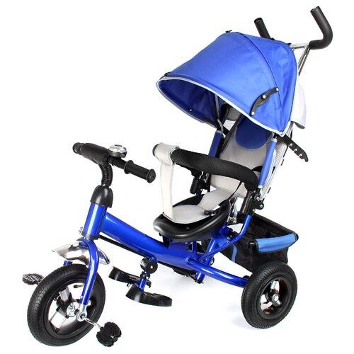 Трехколесный велосипед Veld Co 75072 синий автотрек veld co 51587