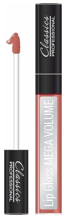 Classic Professional блеск для губ Lip gloss mega volume