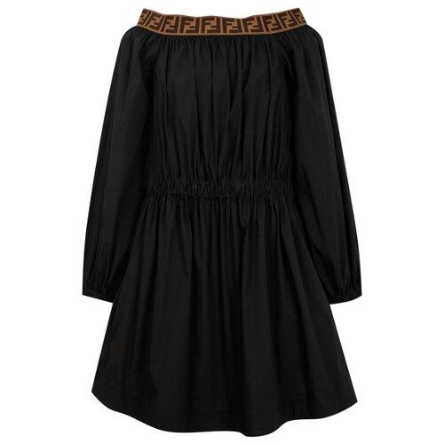 Платье FENDI размер 116, черный