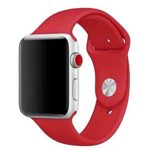 Pastila Ремешок Sport Premium для Apple Watch 38/40 мм rose red