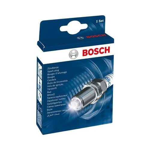 Свеча зажигания Bosch XR4CC (0 242 150 507) 1 шт.