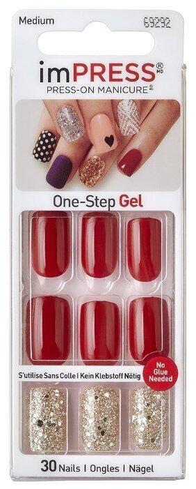 Накладные ногти imPress Press-on Manicure BIPAM015 средней длины