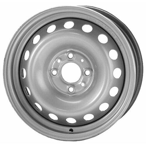 Фото - Колесный диск ТЗСК Hyundai Solaris/KIA Rio 6x15/4x100 D54.1 ET48 серебристый газовые упоры автоупор kia sportage ukispo021